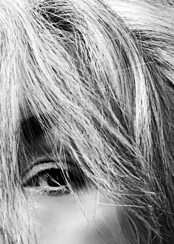 Monochrome Photography Telepathic Vision Visionary Eye Extreme Close-up Human Eye Human Hair Getty Images Close-up Part Of Person Blond Hair Human Face Fresh On Eyeem  EyeEm Gallery Photooftheday Shamanism Sees Deep With In Knowledge And Understanding See What I See Knowing Is To Know Black And White Friday