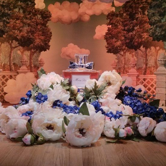Missdior Miss Dior Fragrance grandpalais paris