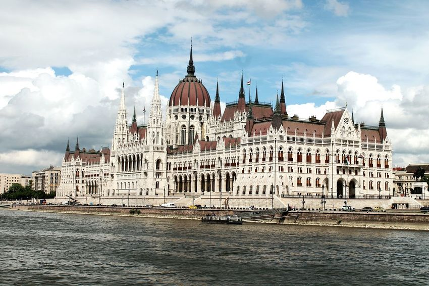 wonderful place to be Hungary Parliament Building EyeEm Selects Politics And Government City Cityscape Government Urban Skyline Water Sky Architecture Building Exterior Built Structure Cathedral Gothic Style Historic The Architect - 2018 EyeEm Awards The Photojournalist - 2018 EyeEm Awards The Traveler - 2018 EyeEm Awards