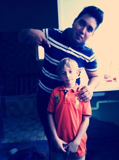 Mi brother :)