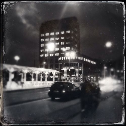 Monochrome Amsterdam