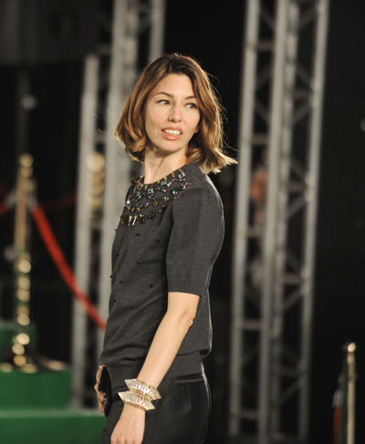 American director Sofia Coppola attends the 26th Tokyo International Film Festival opening ceremony 17 2013. Celebrity Film Festival Film Industry Tokyo Tokyo Film Festival Tokyo,Japan Director Of Photography Entertainment Event One Person People Portrait Sofia Coppola Standing Women