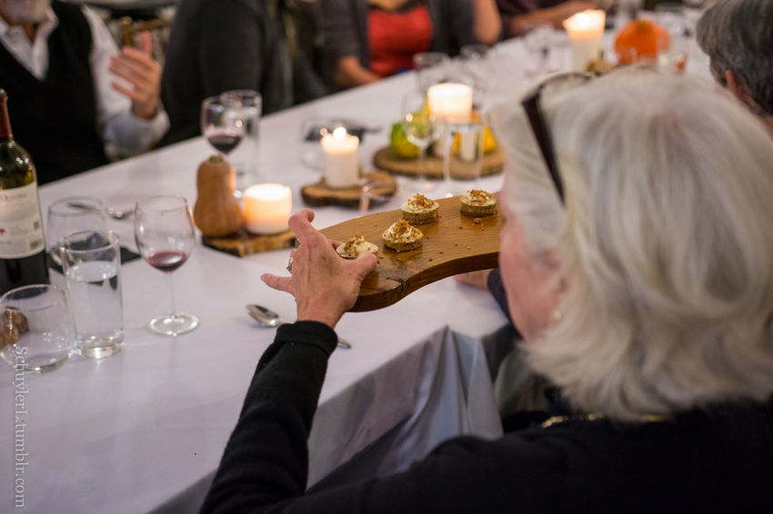 Amuse Bouche Dinner Females Once In A Lifetime Shallow Depth Of Field Woman Alex Garfinkel Caterer Dinner Table Elderly Female Food Gourmet Guests In The Kitchen Kitchen Personal Chef Plating Plating Food Private Chef Private Dining Private Dining Event Senior Women Steak Wineglass