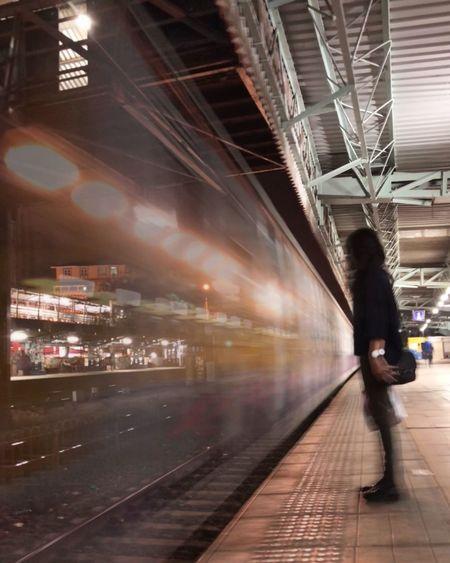 Ghost Train,