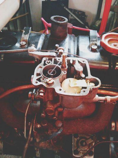 Old Motor Carburator Retro Photo Brigade WorkTime!👊