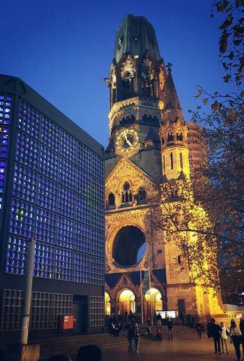 Kaiserwilhelmgedächtniskirche Berlin Berliner Ansichten Taking Photos OpenEdit