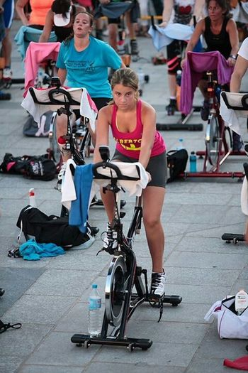 Having A Great Time Perfect Day SPAIN No Edits No Filters Summer2015 Summer Sport Spinning Body Cycling Marathon