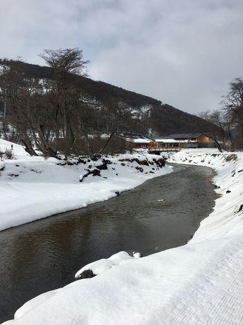 Cerro Castor River Ushuaia Argentina Lost In The Landscape