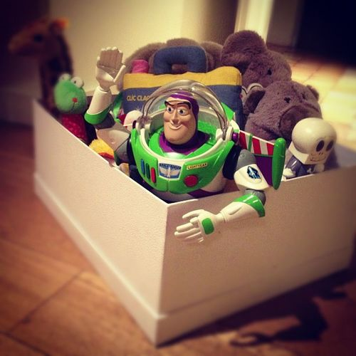 The Boss Buzz Toystory Toys Jouets instagood instamood danslachambredemini