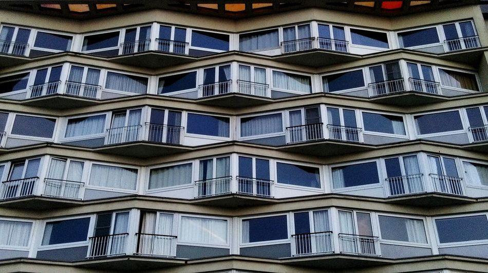 Cubes appartements from the 80's Full Frame Backgrounds No People Day Architecture Indoors  Close-up Architecture Building Exterior Built Structure The Great Outdoors - 2017 EyeEm Awards The Architect - 2018 EyeEm Awards