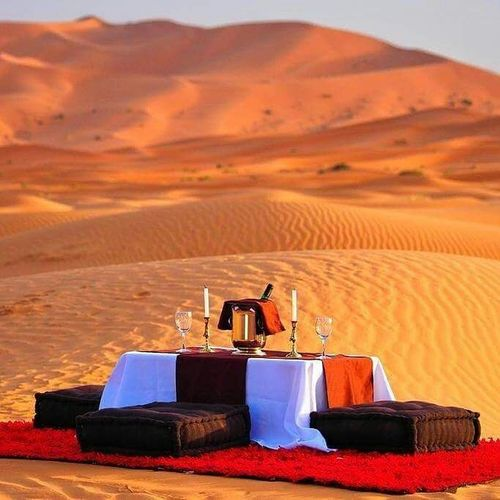 Sahara Desert Camp Luxury Camp Romantic❤ Moment Love To Take Photos ❤