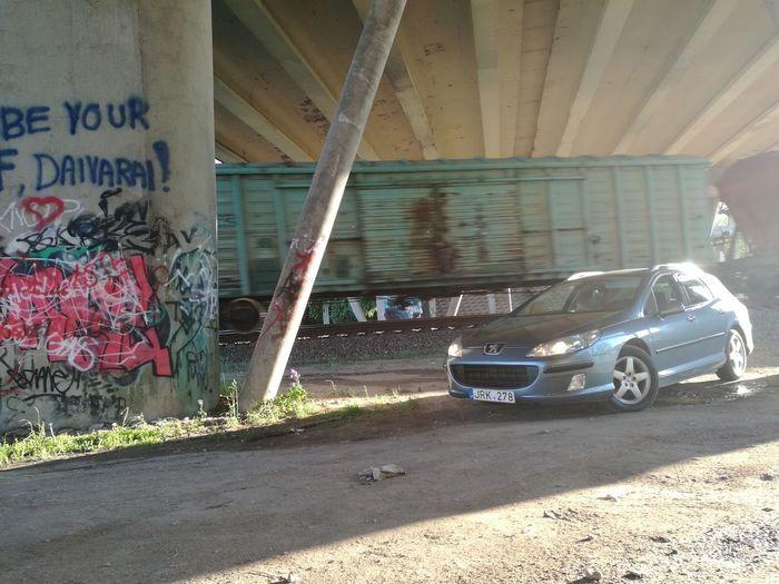 PEUGEOT TM Peugeot407sw <3 Chilling ✌