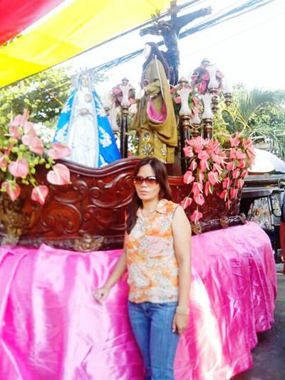 Flores de mayo at vigan Ilocos Sur