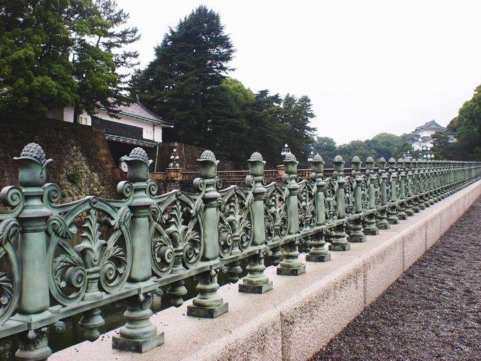 天皇の二重橋