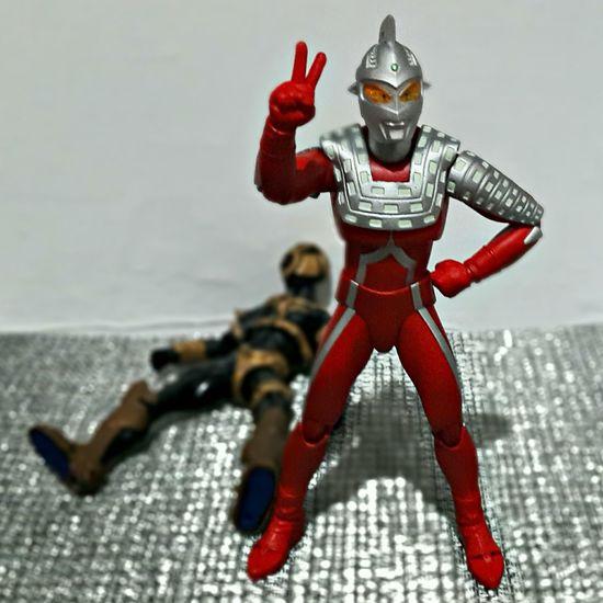 Yosh!! Ultraseven Shfiguartsphotography Toy Photography Action Figures Ultraman