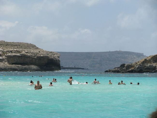 Beauty In Nature Day Large Group Of People Leisure Activity Nature Outdoors People Real People Scenics Sea Sky Swimming Water EyeEmNewHere Comino Island Malta Cominoisland Comino Beach Tourquise Tourquise Sea Neighborhood Map