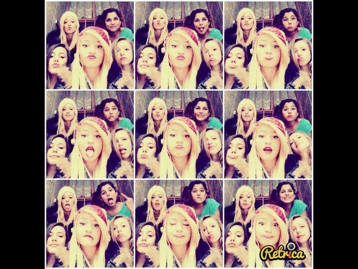 Eğleniyoruz :))