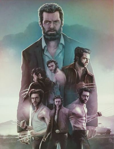 Logan The Wolverine The Last Film Hugh Jackman 🎈👻 Only Men People Adult Young Adult Looking At Camera Young Men Adults Only Portrait Men Standing Human Body Part Outdoors One Man Only Lightning Day