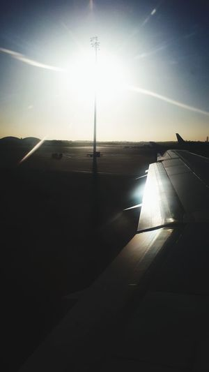 Airplane Travel Airport Journey Transportation Airport Runway Aircraft Wing Outdoors Plane