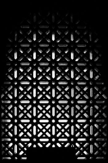 Black & White Black And White Blackandwhite Light And Shadow No People Pattern Textured  Window Black And White Friday