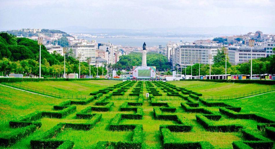 The famous Eduardo Park. Mint By Motorola The Traveler - 2015 EyeEm Awards