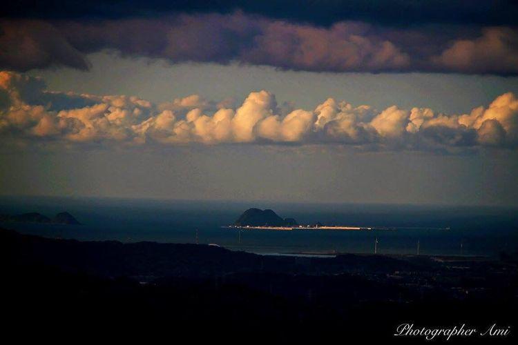 Sky Nature Sea