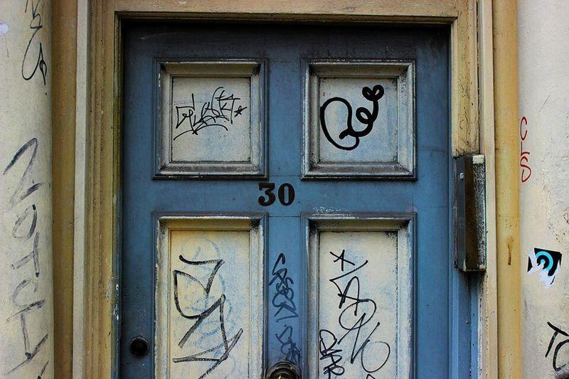 Dirty Number 30 Graffiti City Urban London Streetart Streetphotography Cityscapes Brick Lane