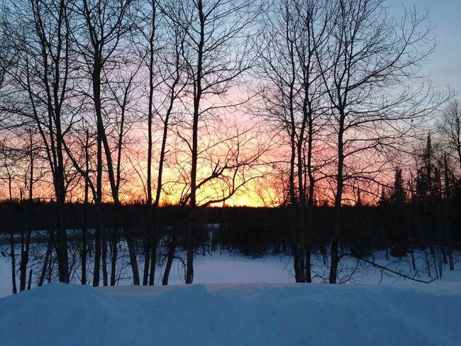 Sunset Heartbeat Moments