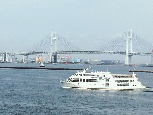 横浜 ベイブリッジ