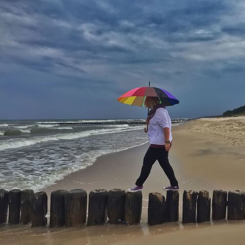 Mobilephotography EyeEm Best Shots Beautiful Sky Clouds And Sky Umbrella IPSWeather