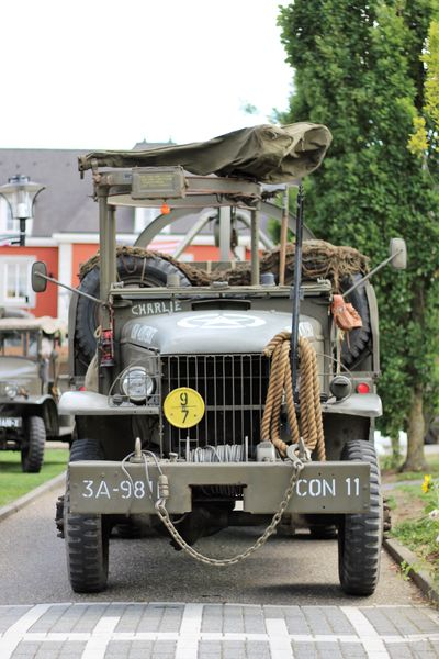 1940's 1940-1945 Event See What I See WW2 Leftovers Walking Around Taking Pictures Army Day Jeep Land Vehicle Mode Of Transport Outdoors Transportation Ww2 Ww2 Camp Cauberg 2017 Ww2 Memorabila Ww2 Reenactment