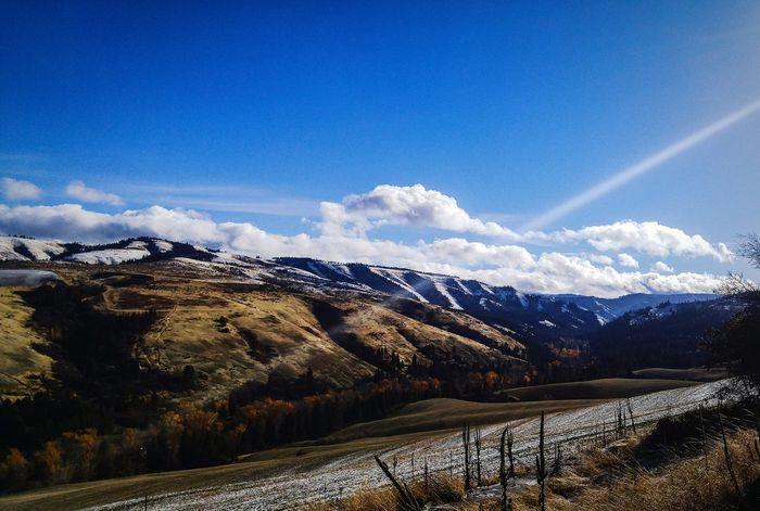 The Foothills in Walla Walla First Eyeem Photo