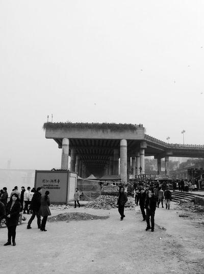 Negative Space Blackandwhite Chongqing RobertEkbergTallberg