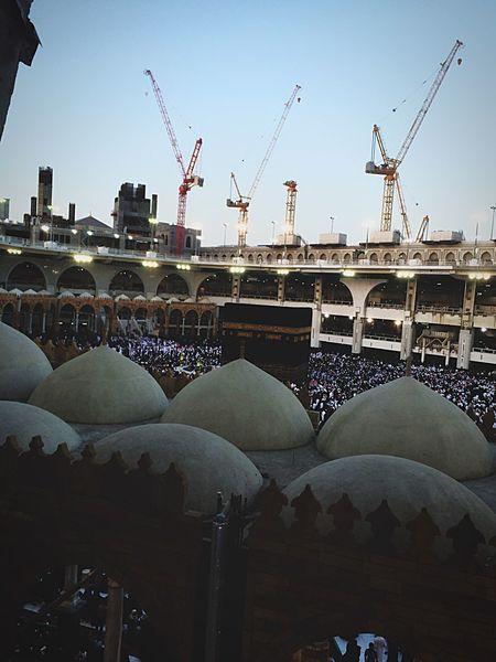 مكة المكرمة مكة الحرم