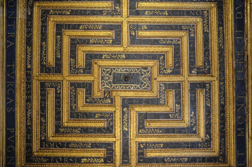 Italia Mantova Palazzo Ducale, Mantova Soffitto Architecture Design Forse Che Si Forse Che No Italy No People