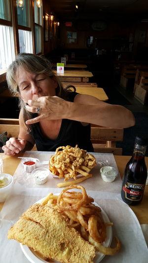 Seafood Yum:) Woodman's Of Essex S6 EyeEm Gallery EyeEm Best Shots Food♡