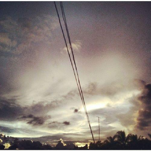 Sky Morning Sun