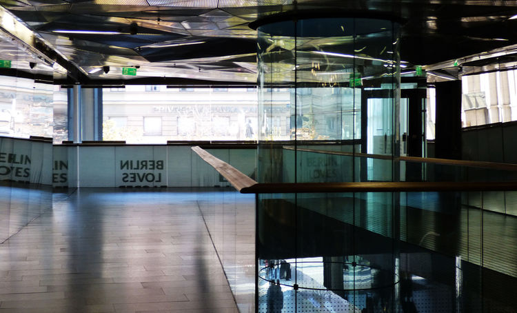 Croatia Cvjetni Trg Modern Modern Architecture Zagreb Architecture Built Structure Communication Day Glass Indoors  Indoors  Interior Moderndesign No People Refelction  Reflection Spring Text