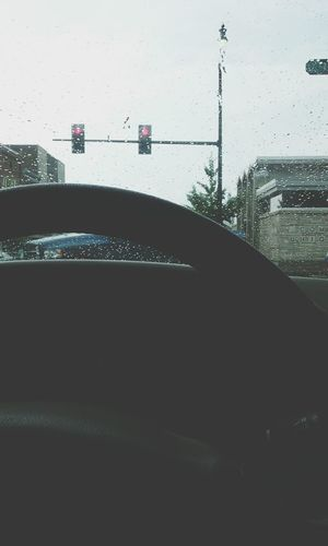 """ you start to wonder why you're sitting at a red light "" Jonnylang Redlight"