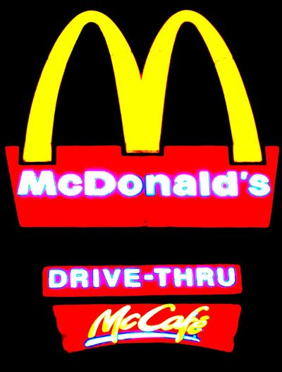 SignSignEverywhereASign McCafe Western Script WesternScript Mc Donald's The Golden Arches Macca's I'm Lovin' It Golden Arches Drive-thru Mc Café Mickey D's Illuminatedsigns Maccas Mcdonalds Drive Thru McCafe Sign I'm Lovin' It ® Signs & More Signs I'm Loving It McDonald's Signs Signs_collection Illuminated Signs Signage McDonald's International McDonald's Signs Drive Through Commercial Sign