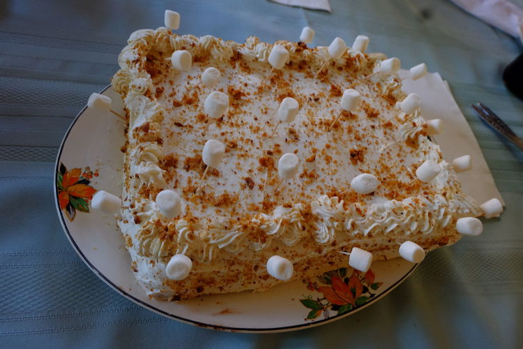 My Mother Celebrated My Birthday This Weekend.Originally My Birthday Is On November 1st/2016. Birthday Cake! Celebrating My Birthday Close-up Day Food Food And Drink Freshness Indoors  No People Ready-to-eat