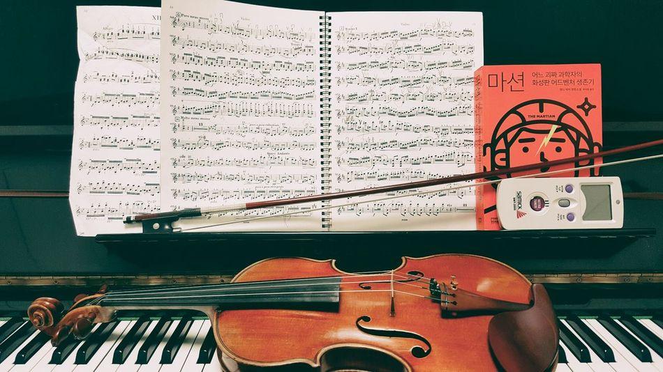 Violin Piano Martian  Galaxys6edge