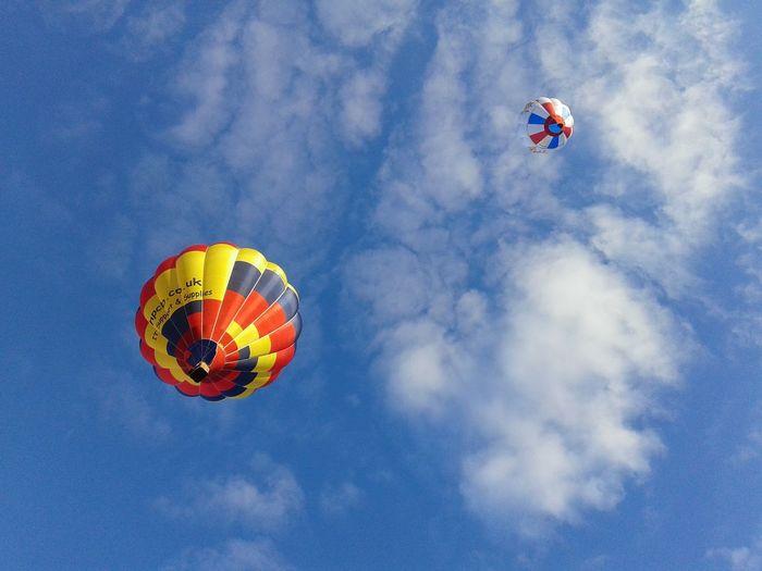 Balloons Balloonfiesta  Bristol, England Europe Colors Sky Lookingatthesky