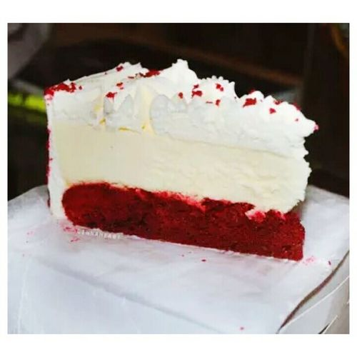 Well , may i ? Redvelvetcheesecake Someone Brought Me