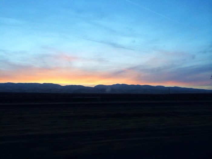 Sunset Traveling Roadtrip Sun_collection