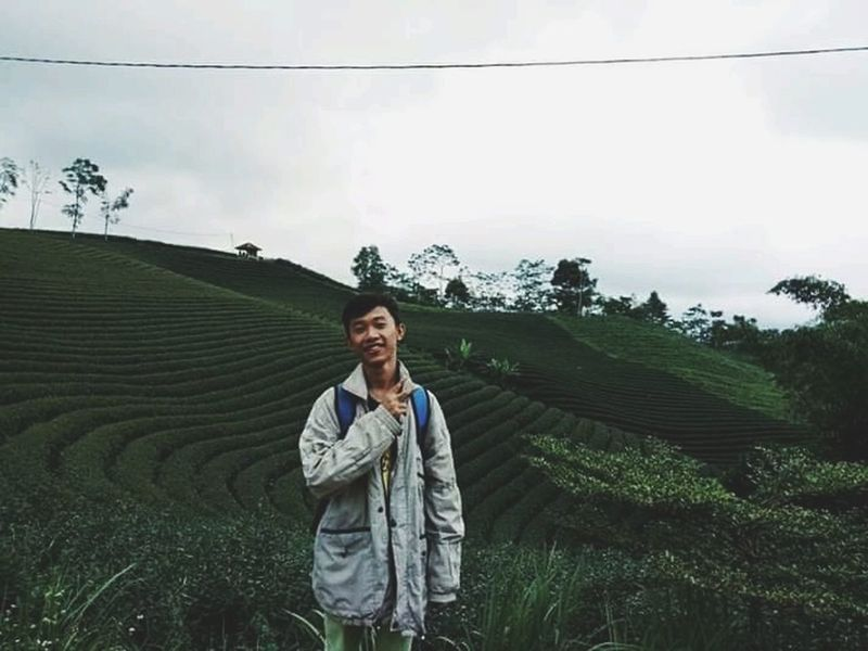 Study nature, love nature, stay close to nature. It will never fail you Mountain Nature Photography Nature Tea Gardens Tea Portrait Smiling Working Standing Agriculture Tree Men Sky Community Garden Self-sufficiency Sustainable Lifestyle Renovation Sustainable Resources