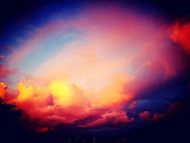 Picturesque.. Sunset Beauty In Nature NZ :)