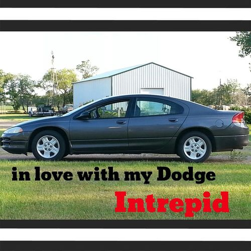 Dodge Intrepid Fun Car Check This Out