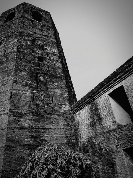 History Through The Lens  Black & White Ruins Of The Past