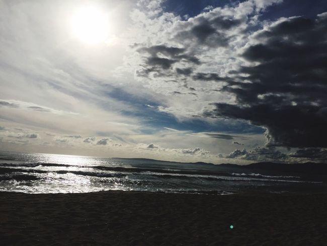 Lovemyjob Mallorca Beach Palma Lifeisbetteronthebeach Ocean Ocean Waves